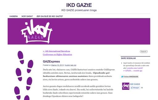 pantallazo IKD