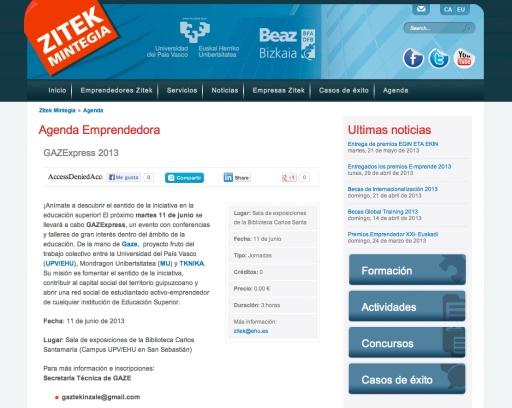 pantallazo Zitek