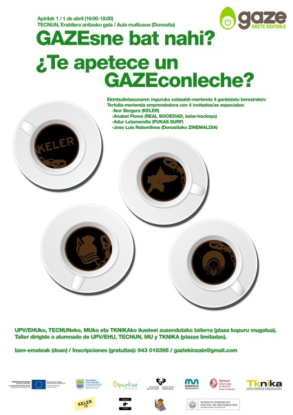 Cartel GAZEsne (tx)